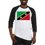 Saint Kitts and Nevis Baseball Jersey