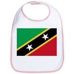 Saint Kitts and Nevis Bib
