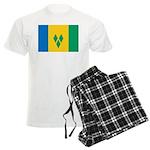 Saint Vincent and the Grenadi Men's Light Pajamas