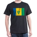 Saint Vincent and the Grenadi Dark T-Shirt