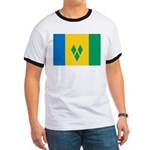 Saint Vincent and the Grenadi Ringer T