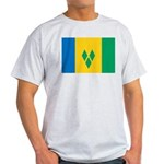 Saint Vincent and the Grenadi Light T-Shirt