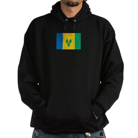 Saint Vincent and the Grenadi Hoodie (dark)