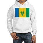 Saint Vincent and the Grenadi Hooded Sweatshirt
