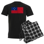 Samoa Men's Dark Pajamas