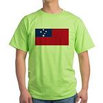 Samoa Green T-Shirt