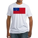 Samoa Fitted T-Shirt