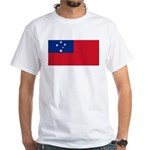 Samoa White T-Shirt