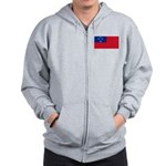 Samoa Zip Hoodie