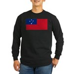 Samoa Long Sleeve Dark T-Shirt