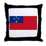 Samoa Throw Pillow