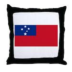 Samoa Throw Pillow