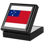 Samoa Keepsake Box