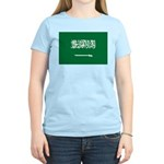 Saudi Arabia Women's Light T-Shirt