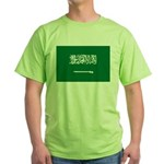 Saudi Arabia Green T-Shirt