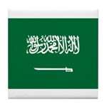 Saudi Arabia Tile Coaster