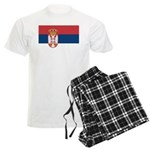 Serbia Men's Light Pajamas