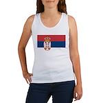 Serbia Women's Tank Top