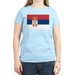 Serbia Women's Light T-Shirt