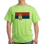 Serbia Green T-Shirt