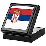 Serbia Keepsake Box