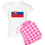Slovakia Women's Light Pajamas