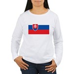 Slovakia Women's Long Sleeve T-Shirt