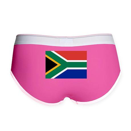 South Africa Women's Boy Brief