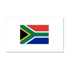 South Africa Car Magnet 20 x 12