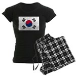 South Korea Women's Dark Pajamas