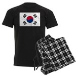 South Korea Men's Dark Pajamas