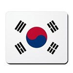 South Korea Mousepad