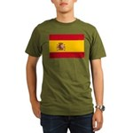 Spain Organic Men's T-Shirt (dark)