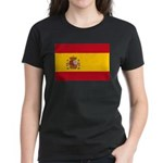 Spain Women's Dark T-Shirt