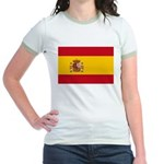 Spain Jr. Ringer T-Shirt