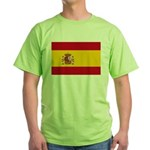 Spain Green T-Shirt