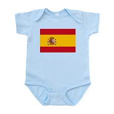 Spain Infant Bodysuit