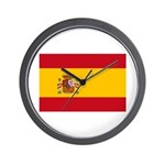 Spain Wall Clock
