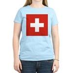 Switzerland Women's Light T-Shirt