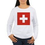 Switzerland Women's Long Sleeve T-Shirt