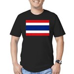 Thailand Men's Fitted T-Shirt (dark)