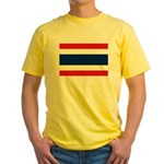 Thailand Yellow T-Shirt