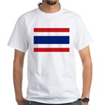 Thailand White T-Shirt