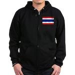 Thailand Zip Hoodie (dark)
