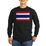 Thailand Long Sleeve Dark T-Shirt