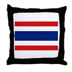 Thailand Throw Pillow