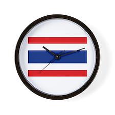 Thailand Wall Clock
