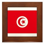 Tunisia Framed Tile