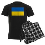 Ukraine Men's Dark Pajamas