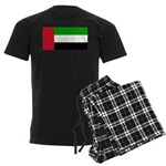 United Arab Emirates Men's Dark Pajamas